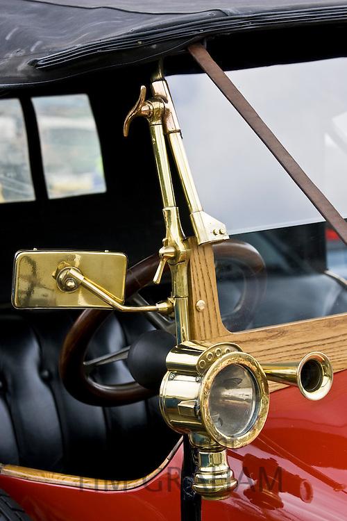 1912 Clément-Bayard vintage car, Gloucestershire, United Kingdom