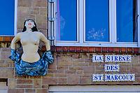 France, Manche (50), Cotentin, Saint-Vaast-la-Hougue, // France, Normandy, Manche department, Cotentin, Saint-Vaast-la-Hougue,