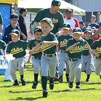 Santa Monica P.O.N.Y. League's Opening Day Ceremony