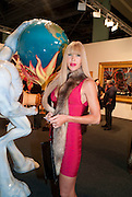 DR. SHAWNA FRESHWATER, Vernissage. Opening of Art Basel Miami Beach. Convention Centre.  Miami Beach. 30 November 2010. -DO NOT ARCHIVE-© Copyright Photograph by Dafydd Jones. 248 Clapham Rd. London SW9 0PZ. Tel 0207 820 0771. www.dafjones.com.