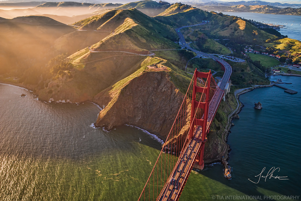 Golden Gate Dream / Limited Edition