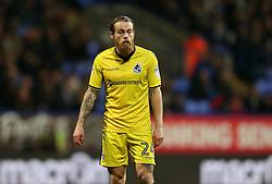Stuart Sinclair of Bristol Rovers - Mandatory by-line: Matt McNulty/JMP - 28/02/2017 - FOOTBALL - Macron Stadium - Bolton, England - Bolton Wanderers v Bristol Rovers - Sky Bet League One