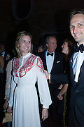 CAROLYN MINER; JULIAN SCHICKEL,  Venetian Heritage Gala Dinner Dance.  Hotel  Cipriani, Venice. 9 May 2015