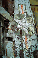 Wreckage of aircraft displayed at Vietnam Military History Museum, Hanoi, Vietnam, Southeast Asia