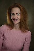 Ursula Boutwell head shot session.  ©2018 Karen Bobotas Photographer