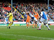 Blackburn Rovers v Blackpool 290313