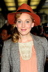 Hattie Morahan during 'Summer In February' Gala Screening<br /> London, United Kingdom<br /> Monday, 10th June 2013<br /> Picture by Chris  Joseph / i-Images