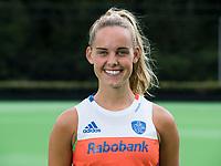 UTRECHT - Famke Richardson.   Trainingsgroep Nederlands Hockeyteam dames in aanloop van het WK .  COPYRIGHT  KOEN SUYK