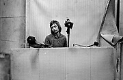 Rolling Stones Charlie Watts Dynamic Sounds Studio, Kingston, Jamaica 1973