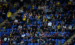 Birmingham City's fans before the game