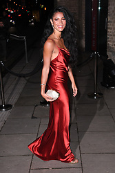Vick Hope arriving at the Fabulous Fund Fair, Camden Roundhouse, London.<br />Photo credit should read: Doug Peters/EMPICS