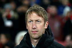 File photo dated 04-06-2018 of File photo dated 22-02-2018 of Ostersunds FK's Graham Potter