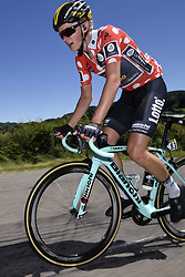 June 8, 2017 - Macon, France - MACON, FRANCE - JUNE 8 : BOUWMAN Koen of Team LottoNL-Jumbo during stage 5 of the 69th edition of the Criterium du Dauphine Libere cycling race, a stage of 175 kms between La Tour-de-Salvagny and Macon on June 08, 2017 in Macon, France, 8/06/2017 (Credit Image: © Panoramic via ZUMA Press)