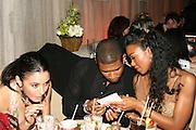 Usher & Ananda Lewis.**EXCLUSIVE**.2005 Golden Globe Awards Miramax Post Party.Beverly Hilton Hotel.Beverly Hills, CA, USA.Sunday, January, 16, 2005.Photo By Selma Fonseca Celebrityvibe.com, New York, USA, Phone 212-410-5354, email:sales@celebrityvibe.com...