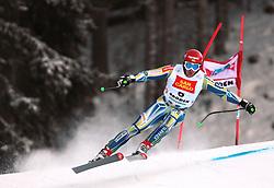 18/12/2010 ALPINE SKI WORLD CUP VAL GARDENA 2010 FIS SKI WELT CUP - Downhill. .PERKO Rok of Slovenia.© Photo Pierre Teyssot / Sportida.com.