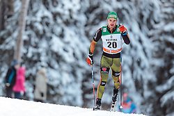27.11.2016, Nordic Arena, Ruka, FIN, FIS Weltcup Langlauf, Nordic Opening, Kuusamo, Herren, im Bild Thomas Bing (GER) // Thomas Bing of Germany during the Mens FIS Cross Country World Cup of the Nordic Opening at the Nordic Arena in Ruka, Finland on 2016/11/27. EXPA Pictures © 2016, PhotoCredit: EXPA/ JFK