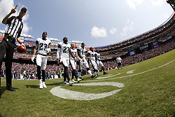during the NFL game between the Philadelphia Eagles and the Washington Redskins at FedEx Field in Landover, MD on Sunday September 10th 2017. The Eagles won 30-17. (Brian Garfinkel/Philadelphia Eagles)