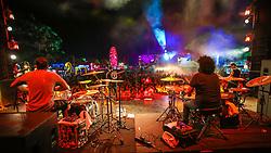Raimundos durante a 25ª edição do Planeta Atlântida. O maior festival de música do Sul do Brasil ocorre nos dias 31 Janeiro e 01 de fevereiro, na SABA, praia de Atlântida, no Litoral Norte do Rio Grande do Sul. FOTO: <br /> André feltes/ Agência Preview