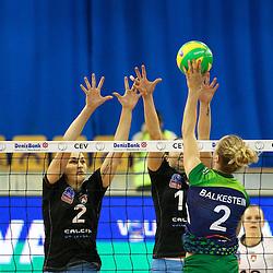 20151029: SLO, Volleyball - 2016 CEV Women Champions League, Calcit Ljubljana v PGE Atom Trefl Sopot