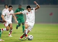Silva Francileudo Dos Santos Tunesien<br /> Africa Cup 2006 Tunesien - Zambia<br /> Tunisia <br /> Norway only