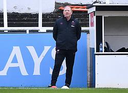 West Ham United Women manager Matt Beard  - Mandatory by-line: Ryan Hiscott/JMP - 13/12/2020 - FOOTBALL - Twerton Park - Bath, England - Bristol City Women v West Ham United Women - Barclays FA Women's Super League