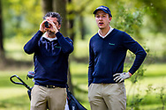 11-05-2019 Foto's NGF competitie hoofdklasse poule H1, gespeeld op Drentse Golfclub De Gelpenberg in Aalden. Foursomes:   Princenbosch 1 - Alexander Renders en Felix van Dijk