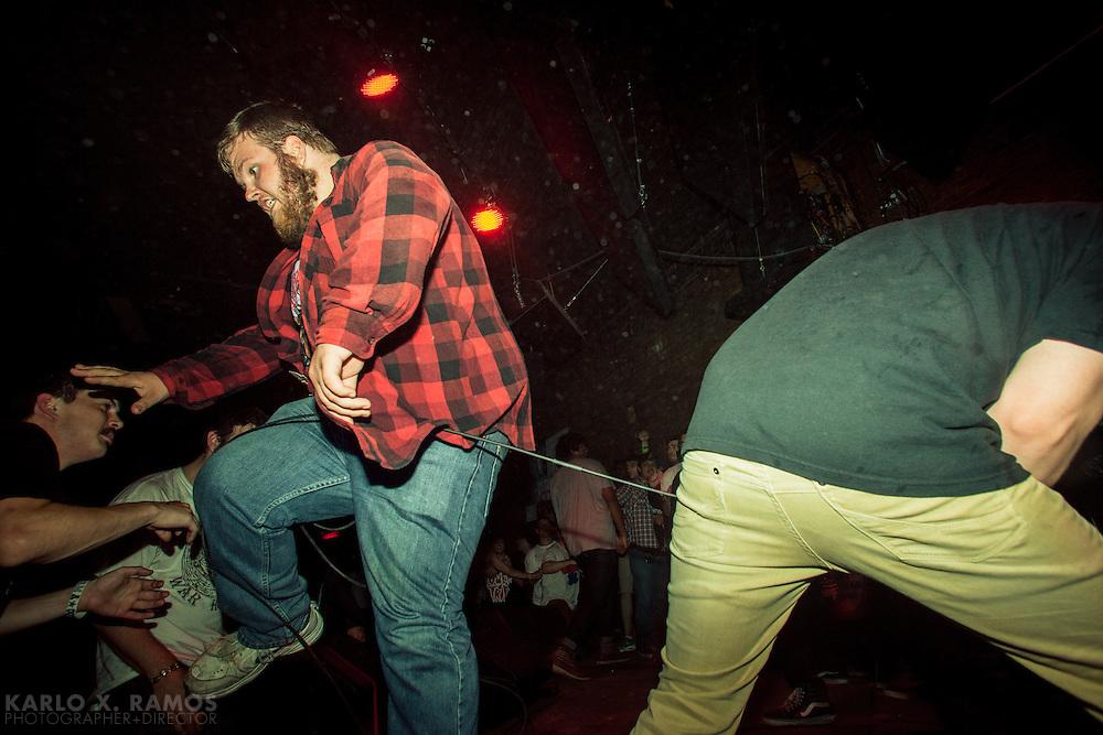 Powertrip<br /> Club Dada<br /> April 11 2013<br /> Dallas, TX