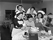 23/8/1952<br /> 8/23/1952<br /> 23 August 1952<br /> <br /> Birthday Party at Ballyowen Hospital