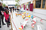 27/11/2016 REPRO FREE:  Oughterard Flying Club inNUI Galway as part of the Galway Science & Technology Festival.  <br /> Photo: Andrew Downes, Xposure.