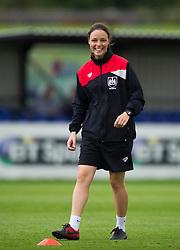 Lauren Smith coach for Bristol City Women - Mandatory by-line: Paul Knight/JMP - 24/09/2016 - FOOTBALL - Stoke Gifford Stadium - Bristol, England - Bristol City Women v Durham Ladies - FA Women's Super League 2