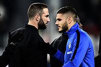 Gonzalo Higuain, Mauro Icardi<br /> Torino 09-12-2017 Allianz Stadium Football Calcio Serie A 2017/2018 Juventus - Inter Foto Image Sport / Insidefoto