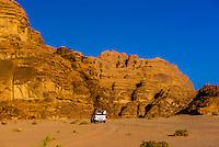 Arabian Desert, Wadi Rum, Jordan.