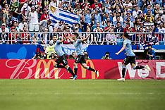Uruguay v Russia 25 June 2018