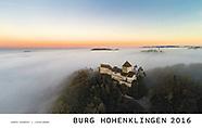 Kalender Burg Hohenklingen 2016