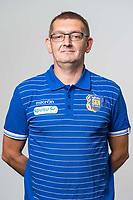 Download von www.picturedesk.com am 16.08.2019 (13:54). <br /> ST. POELTEN, AUSTRIA - JULY 9: Rene Taurok of St.Poelten during the Team photo shooting - SKN St.Poelten at NV Arena on July 9, 2019 in St. Poelten, Austria.190709_SEPA_01_083 - 20190709_PD15483