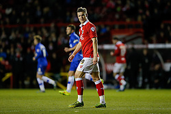 Matt Smith of Bristol City looks on - Photo mandatory by-line: Rogan Thomson/JMP - 07966 386802 - 29/01/2015 - SPORT - FOOTBALL - Bristol, England - Ashton Gate Stadium - Bristol City v Gillingham - Johnstone's Paint Trophy Southern Area Final Second Leg.