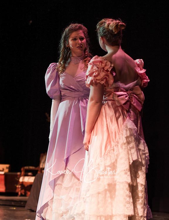 Secret Garden dress rehearsal at Gilford High School.  Karen Bobotas for the Laconia Daily Sun
