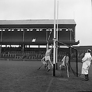 27/03/1966<br /> 03/27/1966<br /> 27 March 1966<br /> National Hurling League, Division II: Antrim v Kerry at Croke Park, Dublin.