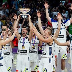 20170917: TUR, Basketball - FIBA EuroBasket 2017, Day 18, Final-Slovenia vs Serbia