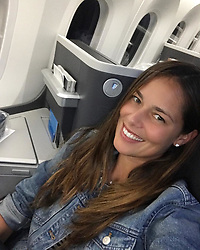"""Ana Ivanovic releases a photo on Instagram with the following caption: """"Back on board... my second home \ud83d\ude02"""". Photo Credit: Instagram *** No USA Distribution *** For Editorial Use Only *** Not to be Published in Books or Photo Books ***  Please note: Fees charged by the agency are for the agency's services only, and do not, nor are they intended to, convey to the user any ownership of Copyright or License in the material. The agency does not claim any ownership including but not limited to Copyright or License in the attached material. By publishing this material you expressly agree to indemnify and to hold the agency and its directors, shareholders and employees harmless from any loss, claims, damages, demands, expenses (including legal fees), or any causes of action or allegation against the agency arising out of or connected in any way with publication of the material."""