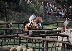 Desmedt Jef (BEL) - Dolleman<br /> Olympic Games Barcelona 1992<br /> © Dirk Caremans