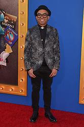 JoJo Villanueva bei der Premiere von Sing in Los Angeles / 031216