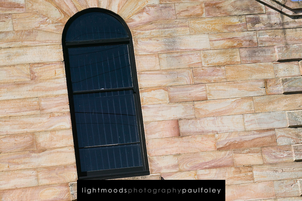 Architectural detail of historic Morpeth in the Hunter Valley on Australia's East Coast. Morpeth was once a busy river port but is now a tourism mecca because of it's many restored colonial buildings as well as boutique shopping and cafe dining.