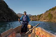 Kinugawa River Boat Ride
