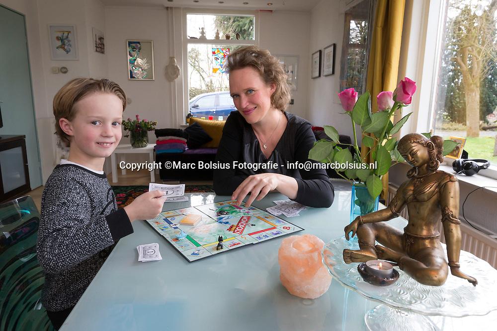 Nederland,  Liempde, &Katern,Rubriek Huis Gekocht,Katja de Man en haar zoon