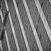 Washing the windows of the Empire State Building must be a never-ending task. 66