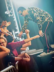 22.06.2019, Baumbar Areal, Kaprun, AUT, Austropop Festival, im Bild Falco - The Show // Falco - The Show during the Austropop Music Festival in Kaprun, Austria on 2019/06/22. EXPA Pictures © 2019, PhotoCredit: EXPA/Stefanie Oberhauser