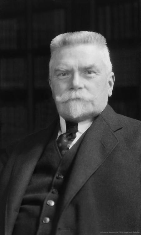 Karel Kramár, politician, 1924