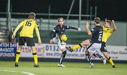 Falkirk's Mark Kerr. Falkirk 2 v 0 Livingston, Scottish Championship game played 29/12/2015 at The Falkirk Stadium.