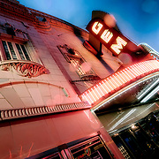 The Gem Theater in the 18th and Vine Jazz District, KCMO
